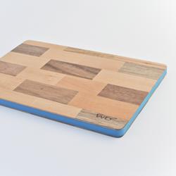 trendy-snijplank-blauw-rechthoek